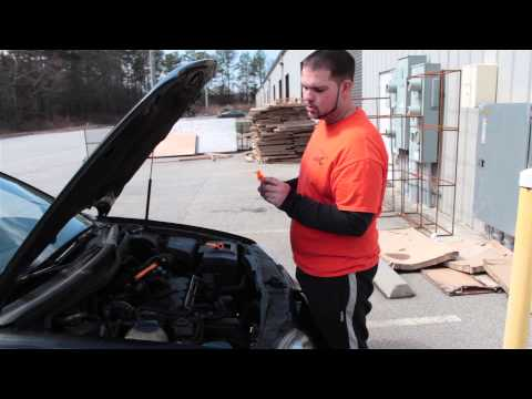 DIY – Dipstick and funnel replacement for VW MK4 Golf, Jetta and New Beetle