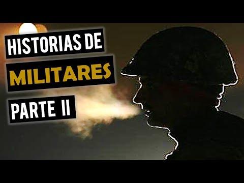 RELATOS DE MILITARES II (HISTORIAS DE TERROR)