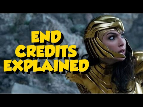 'Wonder Woman 1984' Post-Credits Scene, Explained: What It ...