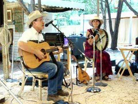 Donna & Michael Coy perform a John Colter song