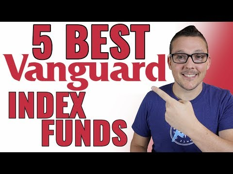 Vanguard Index Funds For Beginners | 5 Best Funds 2020