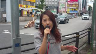 2016/10/17 名古屋 金山駅にて路上ライブ   ♥東日本ワンマンライブツア...