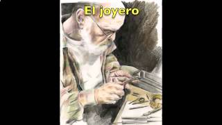 Испанский Видео словарь   с субтитрами Тема ПРОФЕССИИ Profesiones уроки испанского языка