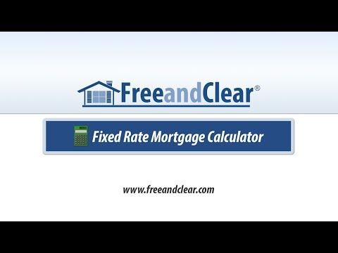 fixed-rate-mortgage-calculator-video