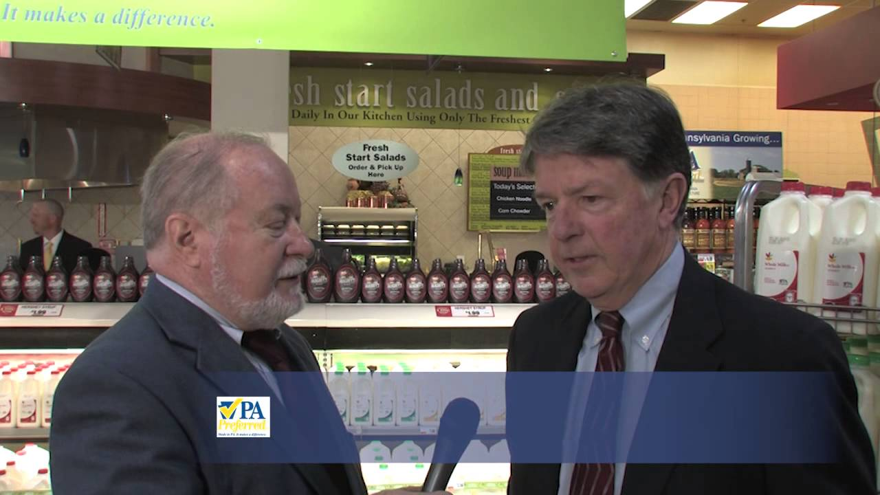 Pennsylvania Milk from PA Preferred exclusive at all Giant Food Stores