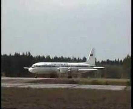 Ilyushin 18 Aeroflot