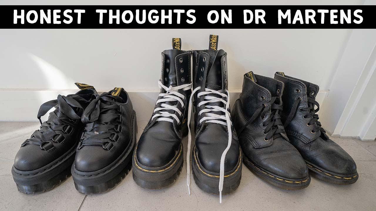dr martens jadon on feet