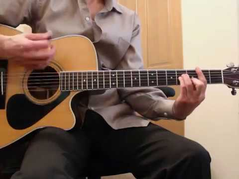 Shotgun Rider - Tim McGraw - Guitar Lesson