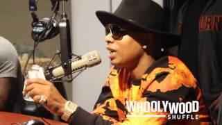 """Plies """"I Aint Into No Vegan, F*ck Healthy"""" and More with DJ Whoo Kid (Video Interview)"""