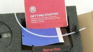 MakerBot Replicator Mini | Getting Started