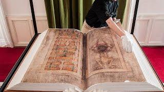 Codex Gigas (Teufelsbibel) - Das GRÖßTE BUCH der WELT (vom Teufel verfasst?!) | MythenAkte