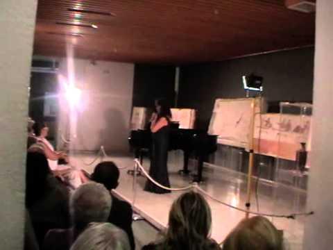 Paestum- Antonia Emanuela Maria PALAZZO, soprano