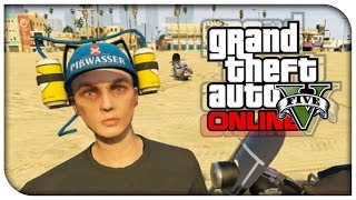 GTA 5 How To Get Hidden Beer Hats & Liberty T Shirt EASY GTA V Online (GTA 5 Independence Day DLC)