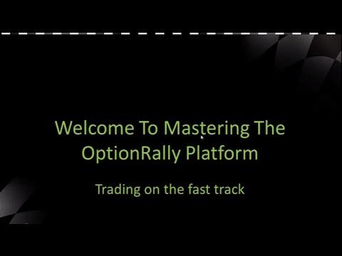 Mastering the Optionrally Trading Platform
