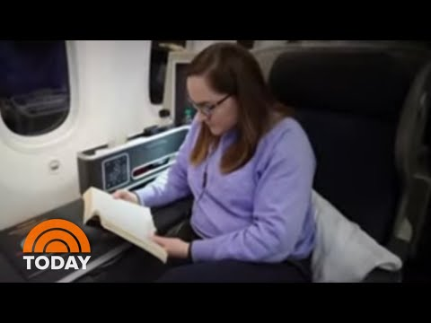 Inside The Longest Flight Ever: 19 Hours, 10,000 Miles | TODAY