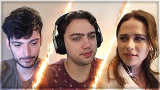 Ice Poseidon Upset | Mizkif, Greekgodx on Ice Poseidon | Sodapoppin on IRL | Cassandra Back
