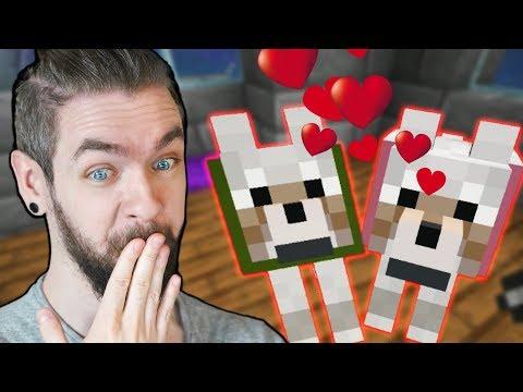 I Got My Dog A GIRLFRIEND In Minecraft