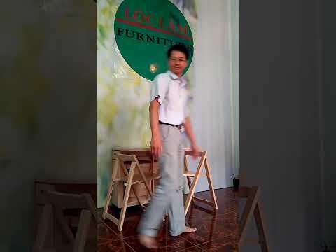 Bàn Ghế Xếp Gấp Thông MInh Đa Năng Lộc Lâm Furniture