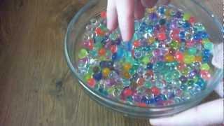 Hydrogel Гидрогель Аквагрунт Water Balz time lapse Polymer