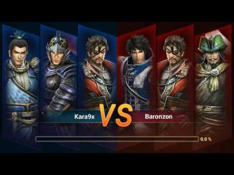 Dynasty Worrior Unleashed Mobile PvP- Game Tam Quốc Chí Mobile