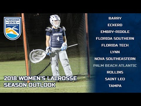 Palm Beach Atlantic University | 2018 Women's Lacrosse Season Outlook