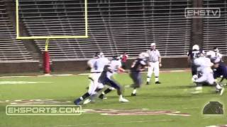EHSports.com - #7 Ben Gramke passes to #5 Ben Coffaro on 50 yard touchdown play