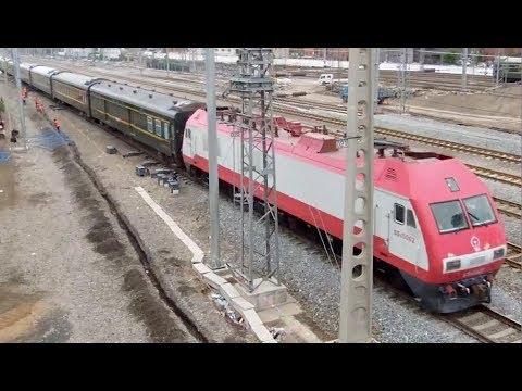 SS9G, China Railway中国铁路(T302/3长春到乌鲁木齐, Changchun to Ürümqi Train)