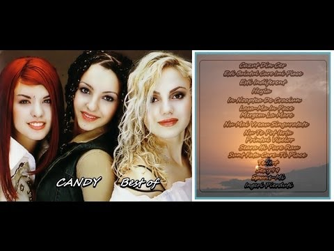 CANDY - Best of - ALBUM -