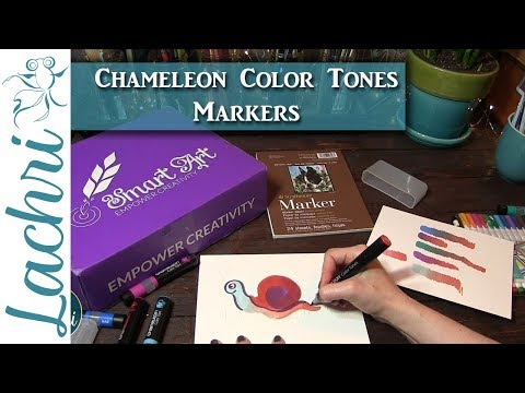 Chameleon Color Tones color changing markers - Lachri
