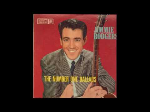Jimmie Rodgers ‎– The Number One Ballads  1959  full vinyl album