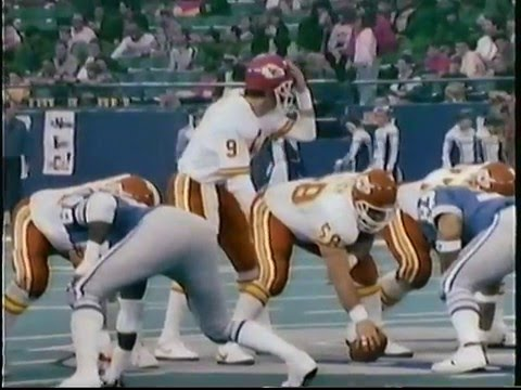 1987 Kansas City Chiefs video yearbook-Keeping The Faith