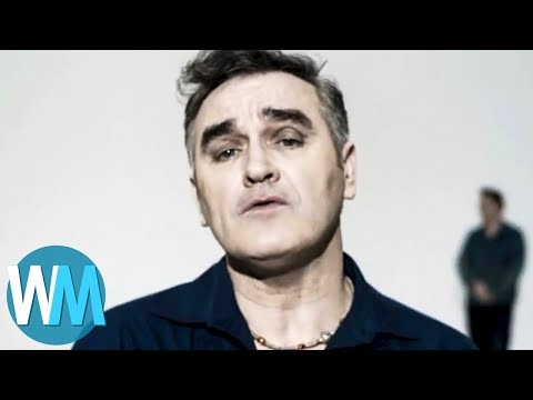 Top 10 Worst Things Morrissey Has Said And Done