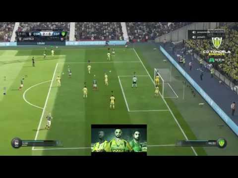CS Marítimo vs CD Tondela (Taça da Liga FPF eSports)