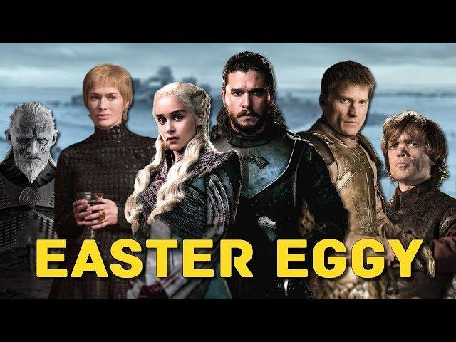 Nejlepší Game of Thrones easter eggy!