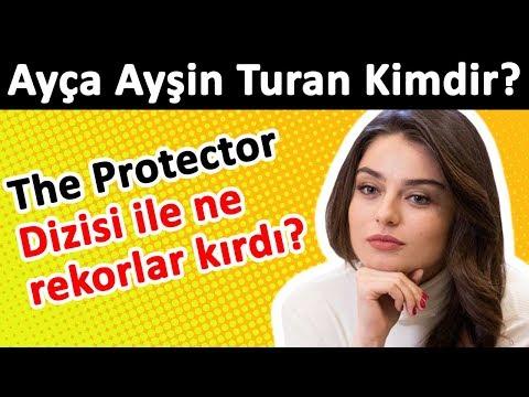 Ayça Ayşin Turan Kimdir? Hakan : Muhafız dizisinin Leyla'sı kimdir? from YouTube · Duration:  2 minutes 22 seconds