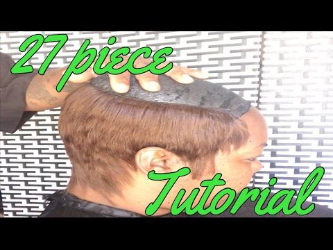 27 Piece Short Cut