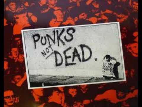The Exploited Punks Not Dead 1981 Full album