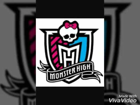 TOP 15 MONSTER HIGH SONG 2016 -2017
