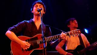 Villagers - Pieces / To be Counted Among Men @ Tivoli (2/5)