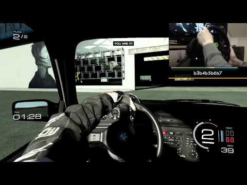 Forza Motorsport 5: Air Field (Parking Garage) Drifting - Onboard (900) + Follow Camera