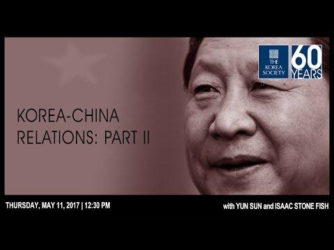 Korea-China Relations: Part II