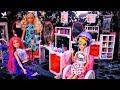 Download Metamorfoza Barbie i szalona siostra 🦋 Gosposia Ken?! 🦋 Bajka po polsku z lalkami Rodzinka