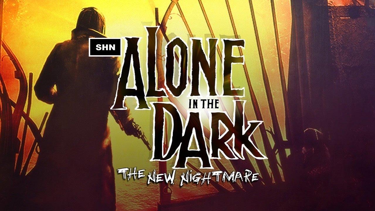 edward carnby alone in the dark 1