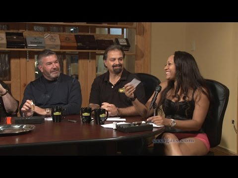 CIGAR TIME TV SHOW 55 welcomes guest Don Johnson & A Blind Cigar Review