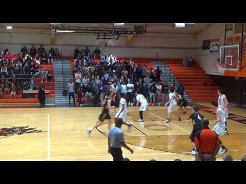 OHS Basketball vs C Hill 16-17