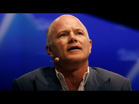 Billionaire Mike Novogratz Talks Tesla, Stocks And Bitcoin