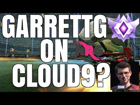 GARRETTG ON CLOUD9? GRAND CHAMPION 3V3 WITH GARRETTG & TORMENT - YouTube
