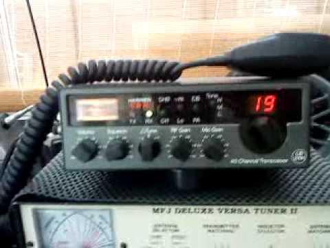 Harrier CBX Classic UK 27/81 CB Radio