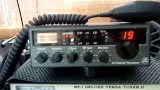 Harrier CBX Classic UK 27/81 CB Radio