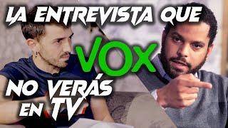IGNACIO GARRIGA: La entrevista que no verás en TV #VOX #14F | InfoVlogger